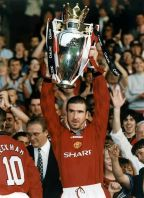 eric cantona premier league legend