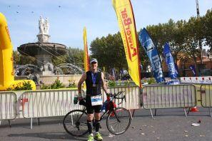 benoit mercier completes ironman 70.3