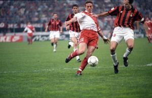 laurent viaud versus AC Milan